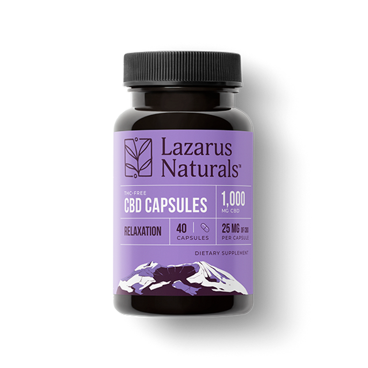 Lazarus Naturals, High Potency CBD products from the PNW - Free Delivery Today for all CBD products to the Seattle Area