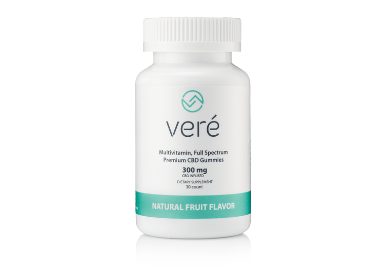 Veré, a women owned CBD brand- Free Delivery Today for all CBD products to the Seattle Area
