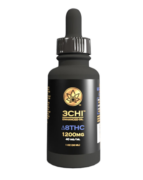 3Chi Delta 8 Tinctures for relief