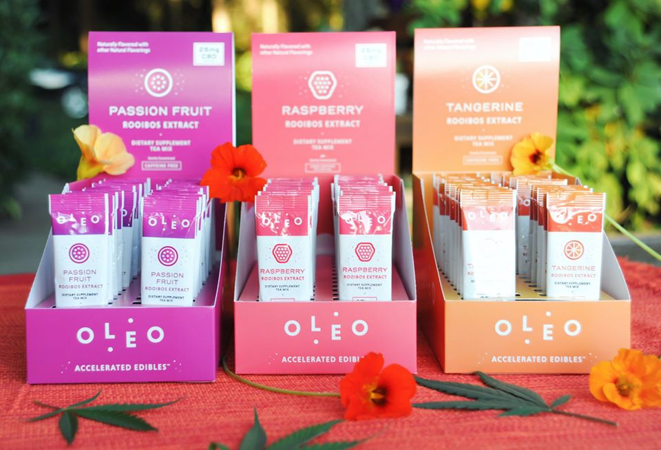 Olea Life CBD products from Cannabi Seattle