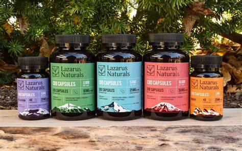Lazarus Naturals, premium CBD products from the PNW - Free Delivery Today for all CBD products to the Seattle Area