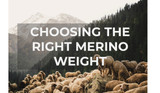 Merino Wool for Hunting- The Right Weight Camo