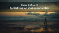 Shot opportunities | THLETE Whitetail Deer Hunting