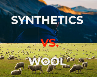 Wool vs. Polyester – The great debate over hunting base layers