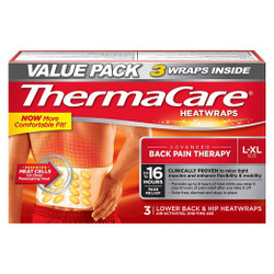 Tip - ThermaCare wraps