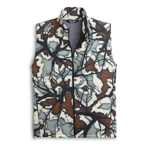 Mad Trapper Softshell Vest