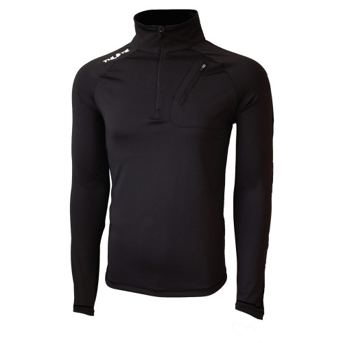 Performance 1/4 Zip - Black