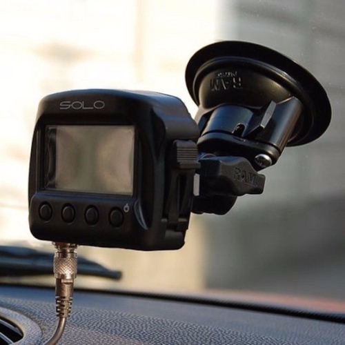 AIM SOLO RAM Suction Cup Mount Bracket