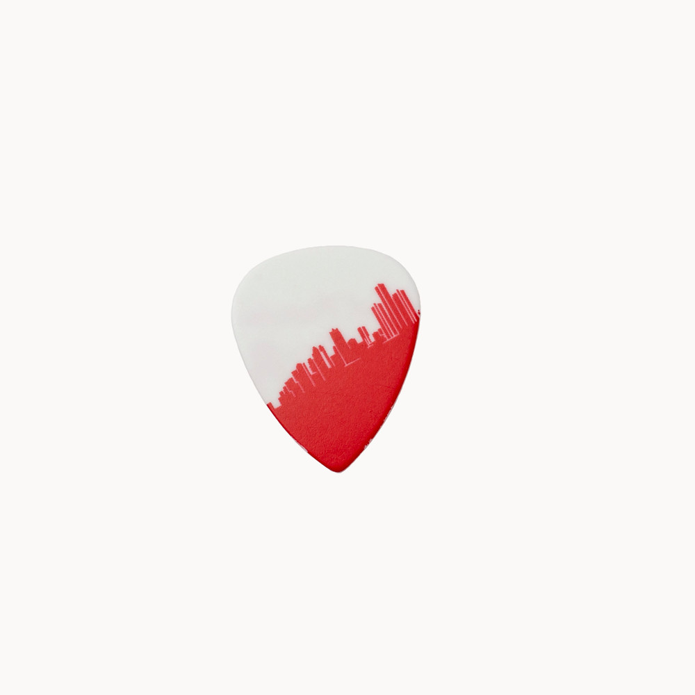 Detroit Guitar Picks (bag of 6)