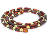 Men's baltic amber necklace
