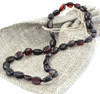 Baltic Amber Teething Necklace Cherry
