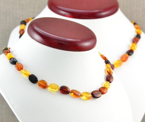 Children's Amber Necklace