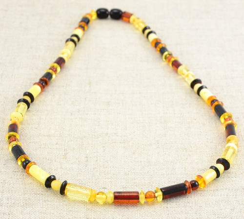 Amber necklace for Men