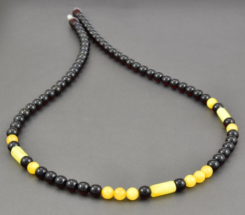 Men's Bead Necklace