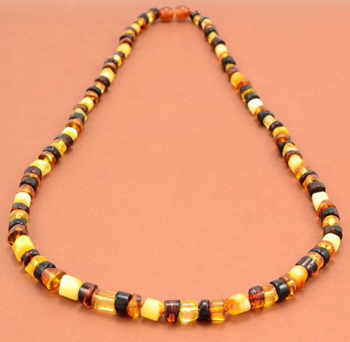 Men's Amber Necklace