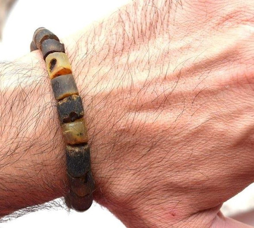 Men's Healing Beaded Bracelet