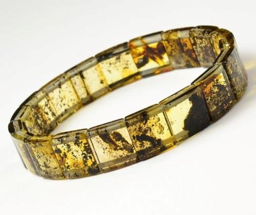 Bangle Baltic Amber Bracelet