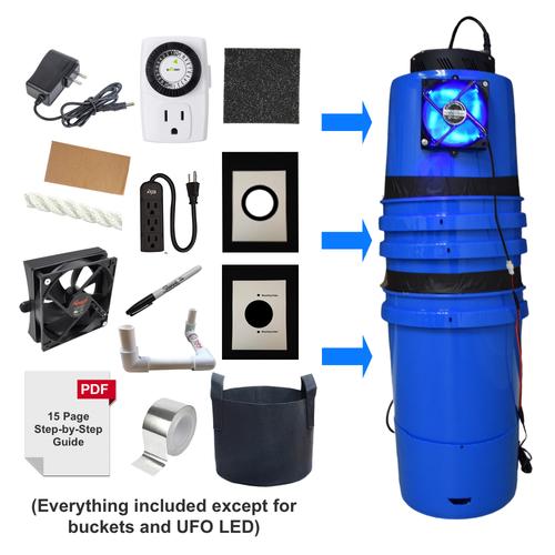 HMG-Spacebucket Kit
