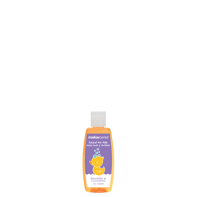 This all-in-one wash gently lathers the most delicate skin and cleans baby's hair leaving soft, silky locks. It is formulated with essential oils and natural ingredients to promote healthy skin. It features chamomile extract to give baby a nourishing and calming bath, Aloe to soothe and cool the skin and Coconut oil to moisturize baby from head to toe. It's suitable for babies and kids of all ages.