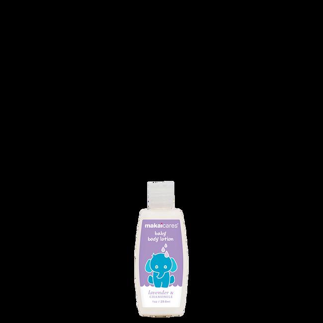 Head to Toe Bodywash & Shampoo 1.00 oz MINI Lavender & Chamomile