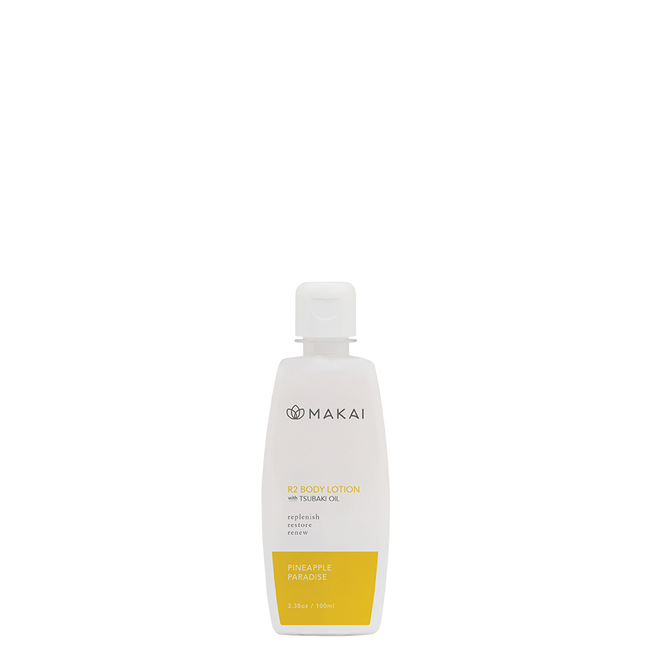 R2 BODY LOTION (On The Go)) - Pineapple Paradise