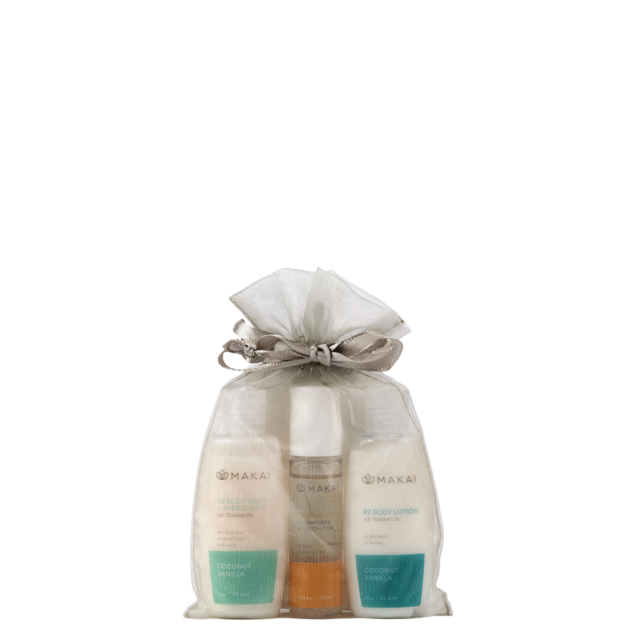 GIFT SET /MINI  Original Scent Coconut Vanilla