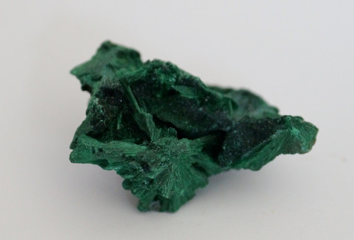 Fibrous Malachite
