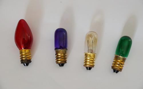 Replacement Globe - Purple 10 Watt