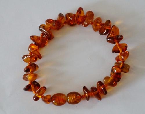 Amber Baby Bracelet