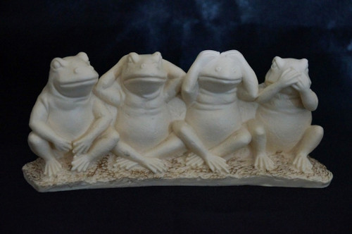 4 Frogs of Right Behaviour