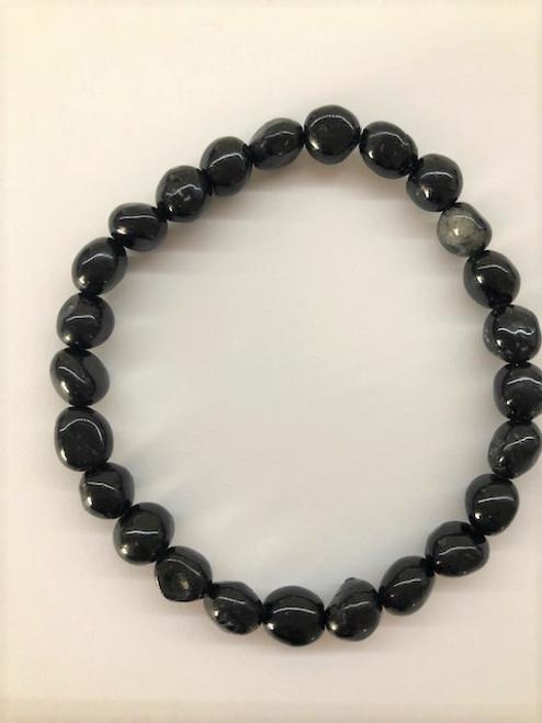 Black Tourmaline Bracelet Large