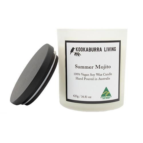 Summer Mojito Candle