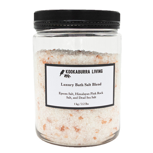 Luxury Bath Salt Blend