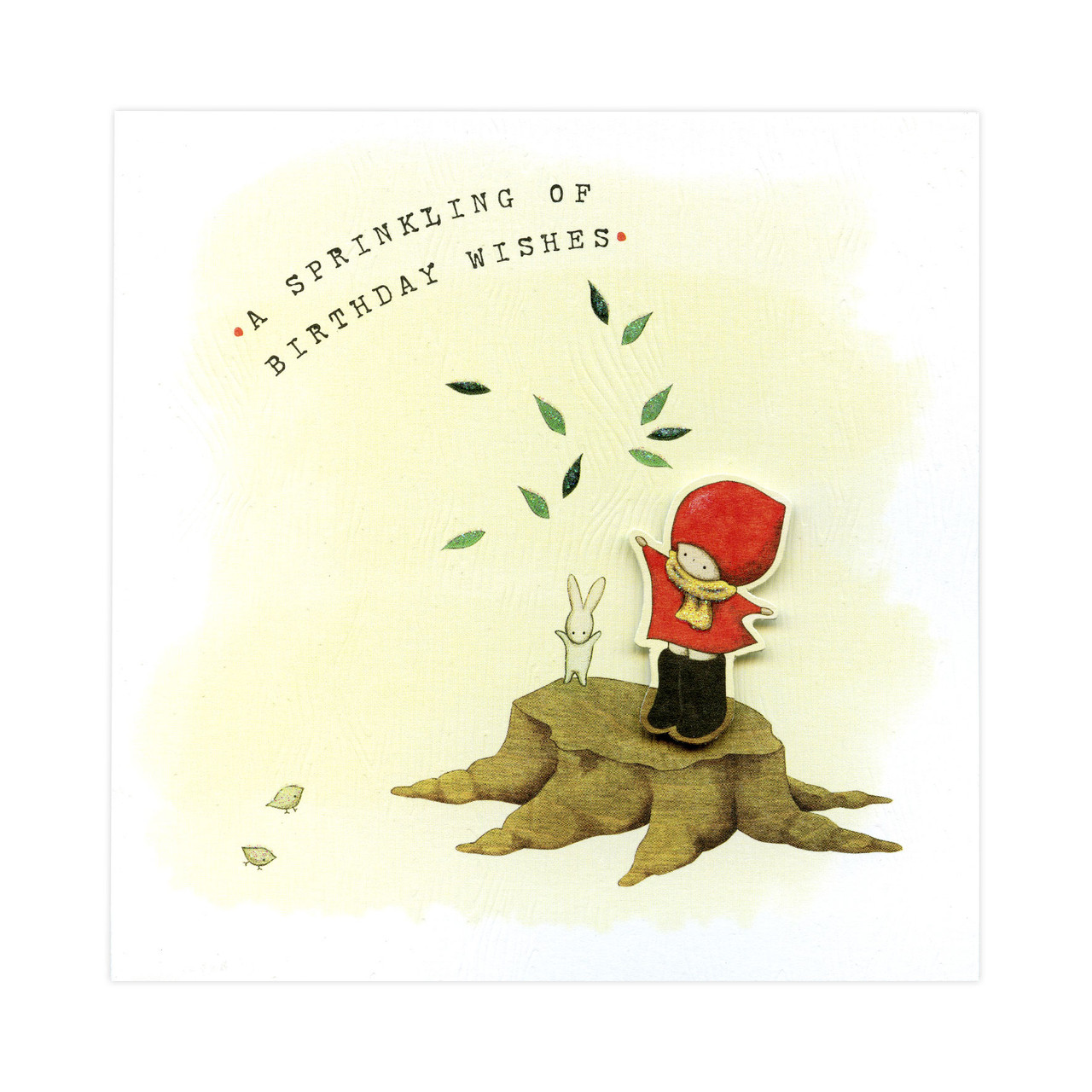 Surprising Poppi Loves Greetings Card A Sprinkling Of Birthday Wishes Personalised Birthday Cards Veneteletsinfo