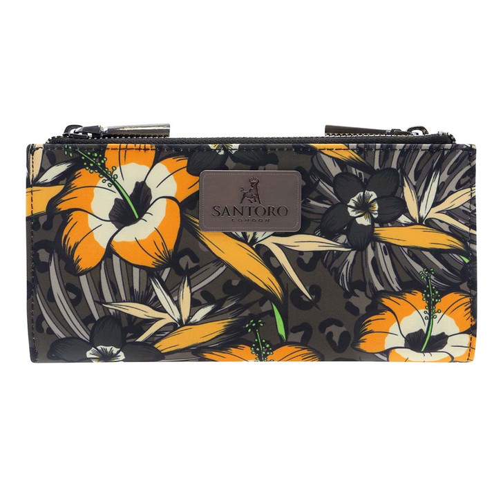 Tropic - Wallet - Gold
