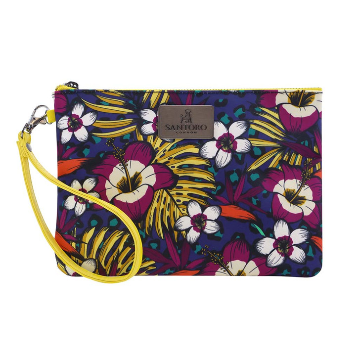 Tropic - Accessory Pouch - Jewel