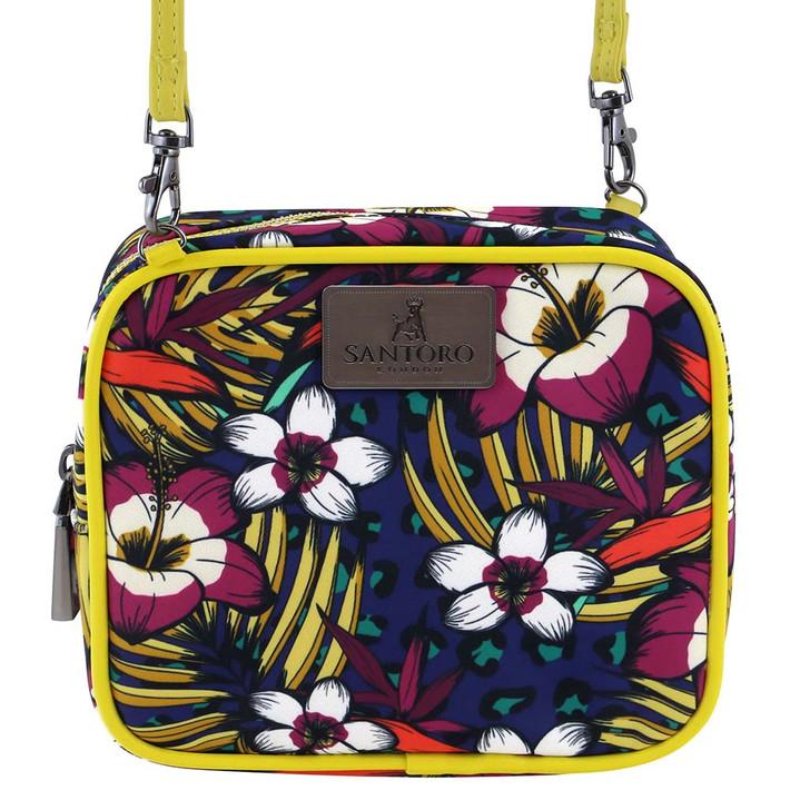Tropic - Mini Cross Body Bag - Jewel