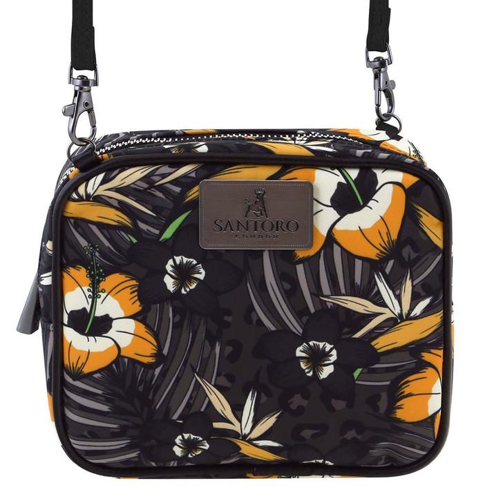 Tropic - Mini Cross Body Bag - Gold