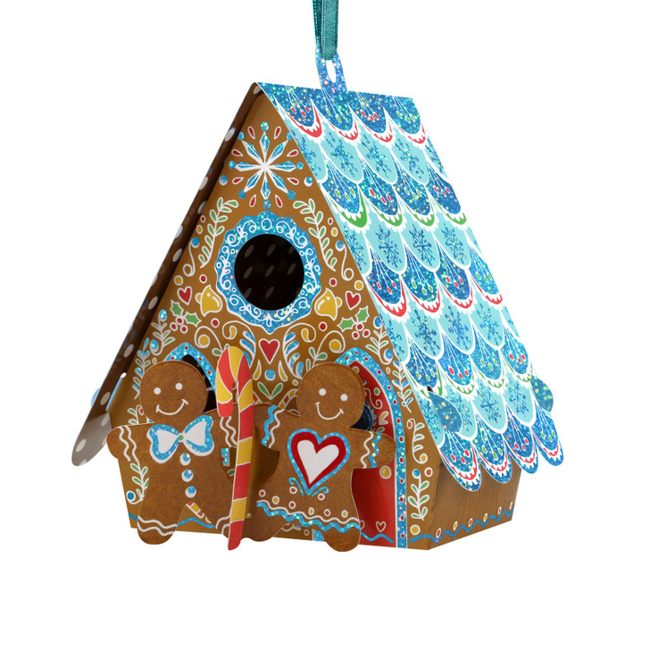 Baubles - Gingerbread House