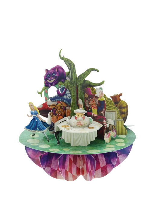 Pirouettes - Alice In Wonderland