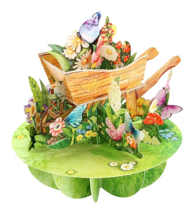 Pirouettes - Wheelbarrow Of Flowers