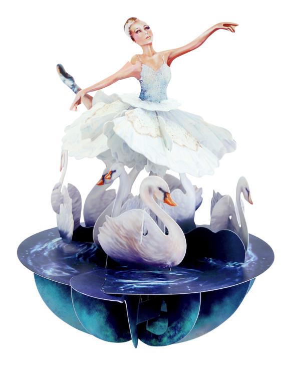 Pirouettes - Swan Lake Ballet