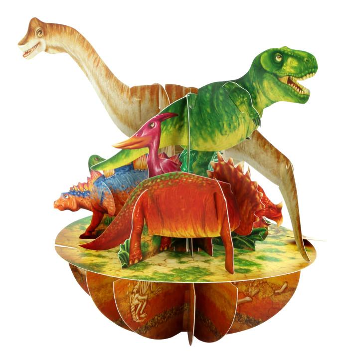 Pirouettes - Dinosaurs