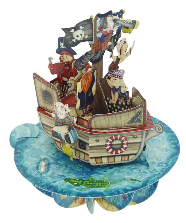 Pirouettes - Pirate Ship