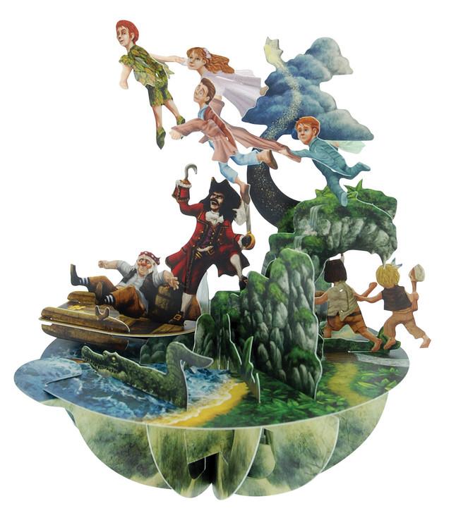 Pirouettes - Peter Pan