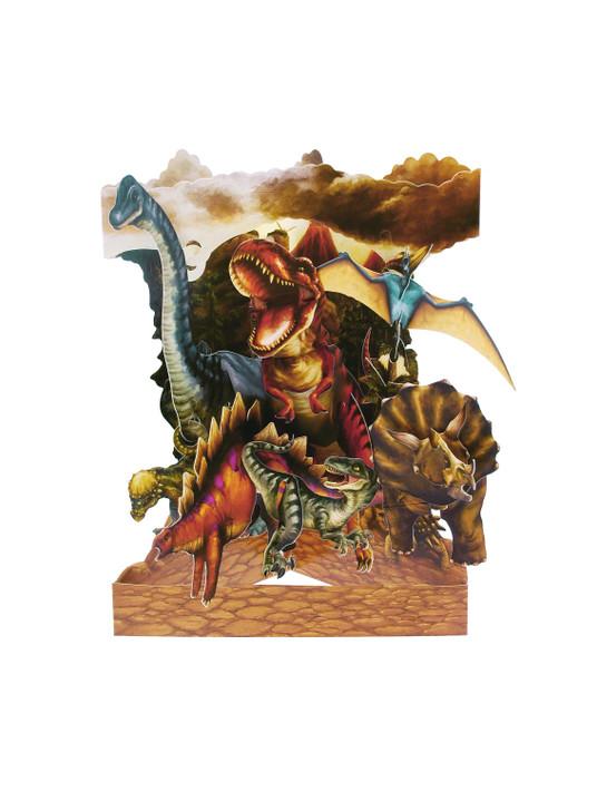 Swing Cards - Dinosaurs