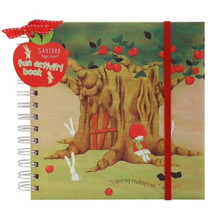 Poppi Loves - Fun Activity Book - Apple Tree House