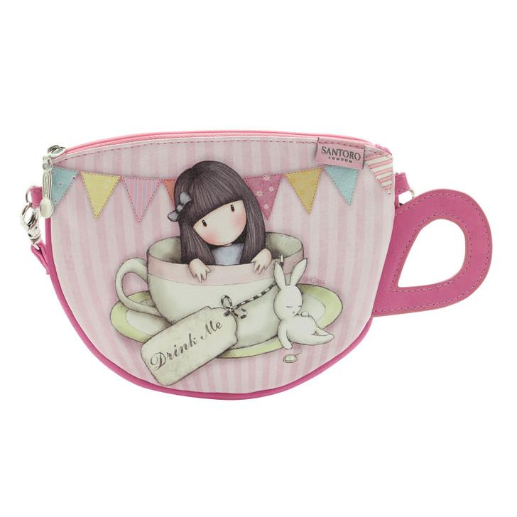 Gorjuss - Teacup Bag - Sweet Tea