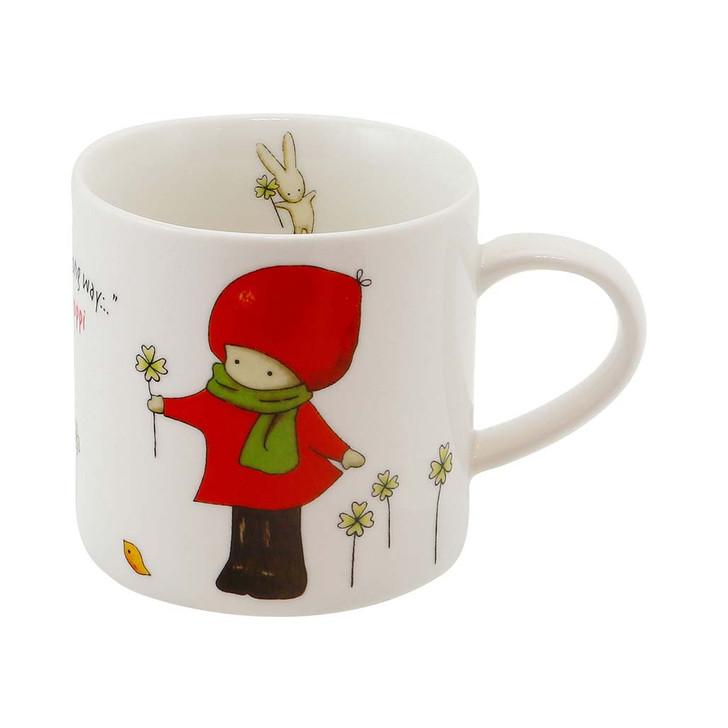 Poppi Loves - Mug - Don't Worry