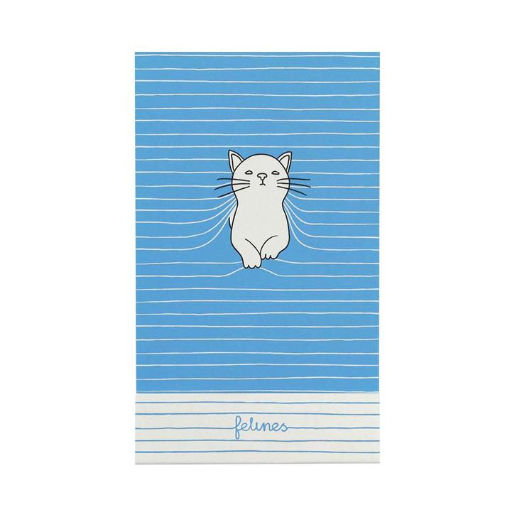 felines - Matchbook Notebook - Purrrfect Place